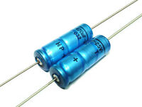 10pcs 470uf 25v Philips 032 Hp Axial Audio Electrolytic Capacitors