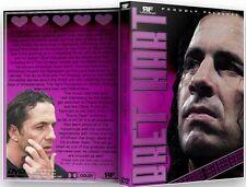 Bret Hart Shoot Interview Vol. 1 Wrestling DVD, WWE WWF WCW Stampede The Hitman