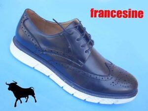 Stile Sportive Inglese Eleganti Scarpe Francesine Classiche Uomo dWQrxoeCB