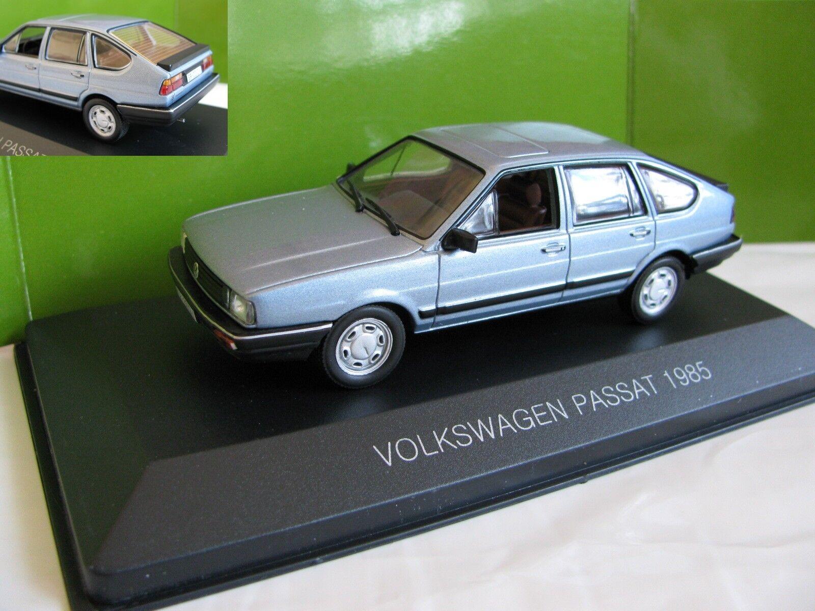 1 43 VW VOLKSWAGEN PASSAT (1985) Diecast