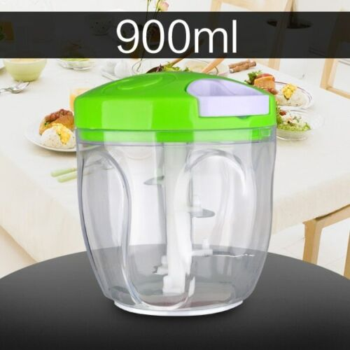 500ml1.5L High-capacity Multi-function Kitchen Manual Food Processor Meat slicer