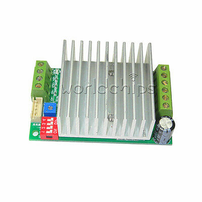 TB6600 4.5A CNC single-axis stepper motor driver board controller