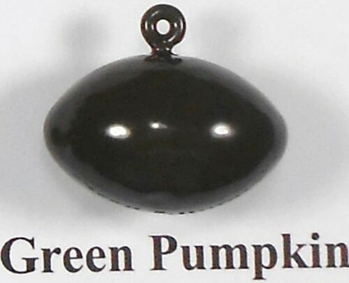 Bob4Bass Upright Shakey//Shaky Head Jig 4//0 Hook Green Pumpkin Colors 5 in a Pk