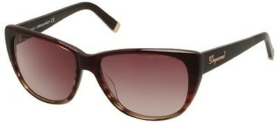NEW Dsquared2 DQ0080 Catseye Sunglasses Shades Made In Italy $350