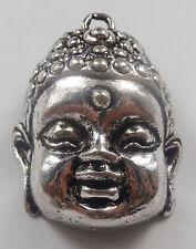 FREE SHIPPING 13pcs tibet silver Buddha Charms 33x25mm