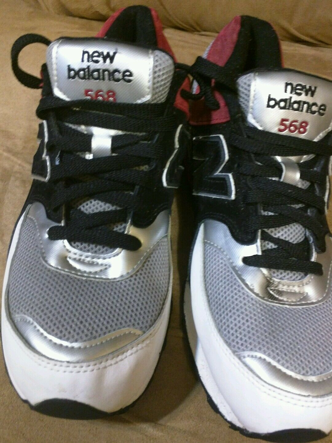 Mens 568 casual athletic running training shoes size 9.5