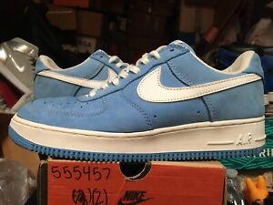Vintage 1998 Nike Air Force 1 SC Low