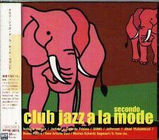 club jazz a la mode secondo - Japan CD Raw Artistic Soul ft. Domingo Patricio
