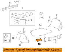 TOYOTA OEM 16-18 Tacoma Floor-Pick Up Box-Rear Cross Sill Cushion 9054111015