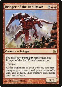 Bringer of the Black Dawn Fifth Dawn PLD Black Rare MAGIC MTG CARD ABUGames