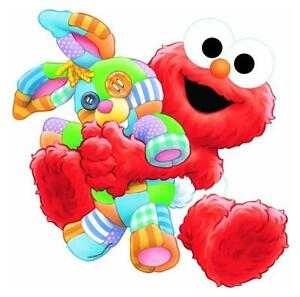 Baby Elmo OnesieSize Iron On Transfer 4x4 for LIGHT Colored