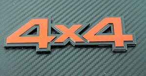 4X4-Badge