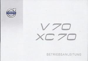 VOLVO-V70-amp-XC70-Betriebsanleitung-2014-2015-Bedienungsanleitung-Handbuch-BA