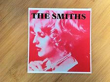 The Smiths Meat is Murder sticker decal bumper window Marr Rourke Moz Joyce UK