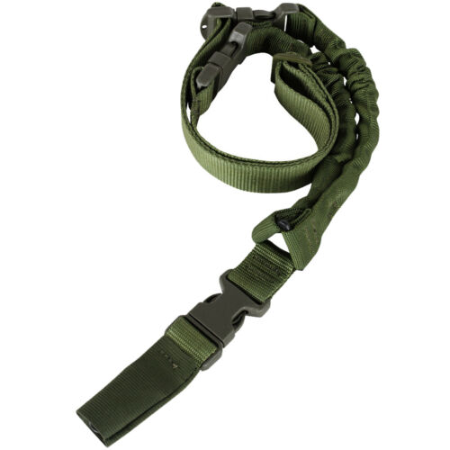 Condor US1001 Tactical COBRA OPS Quick Release One Point Dual Bungee Rifle Sling