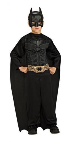 Boys Child The BLACK NIGHT BATMAN Costume