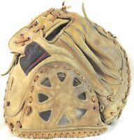 Vintage Baseball Mitt 100
