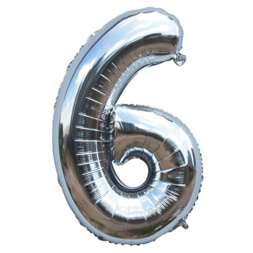 Giant Foil Balloons Number Letter Shape Helium Wedding Birthday Party Christmas