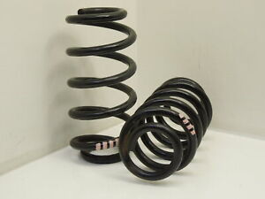 Audi-A6-C6-Pair-Front-Springs-4-Pink