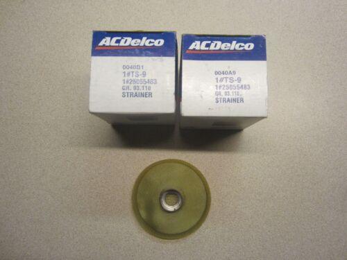 GM 25055483 Strainers TS9 FS0009 2
