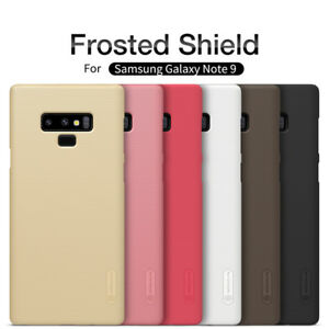 Samsung-Galaxy-Note-9-Nillkin-Super-Frosted-Shield-Anti-Derapant-arriere