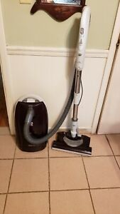 Kenmore-Model-116-Purple-Canister-Vacuum-Cleaner-with-New-Bag