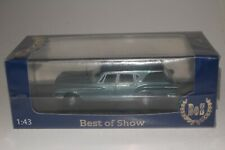 Bos Models 1960 Plymouth Valiant Station Wagon 143 Scale