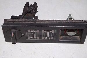 Audi-80-90-Quattro-b2-Type-85-control-interlocks