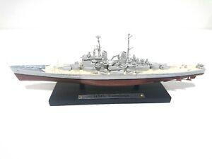 Soigneux Hms Vanguard - 1:1250 Navire De Guerre Atlas Deagostini-bateau Militaire 22