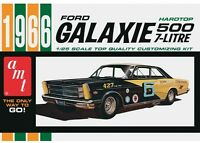 AMT 1966 Ford Galaxie 500 7 litre Hardtop Plastic model kit 904 1/25