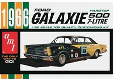 AMT 1966 Ford Galaxie 500 7 litre Hardtop Plastic model kit 904 1/25