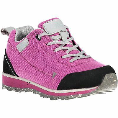 Sistematico Cmp Scarponcini Outdoorschuh Kids Elettra Low Cordura Hiking Shoes Rosa Tessile-mostra Il Titolo Originale Piacevole Nel Dopo-Gusto