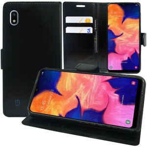 "Etui Coque Housse Pochette Portefeuille Samsung Galaxy A10 6.2"" SM-A105F/ A105F"