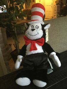 Build a Bear at Sea Carnival Dr Seuss Cat in the Hat 24 ...