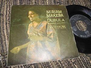 MIRIAM-MAKEBA-Dubula-Romance-Anonimo-7-034-1968-RCA-SPAIN