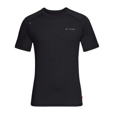 Vaude Hallett Shirt Funzione Shirt Nera-mostra Il Titolo Originale Un Arricchimento E Nutriente Per Il Fegato E Il Rene