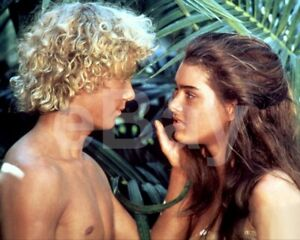 The-Blue-Lagoon-1980-Christopher-Atkins-Brooke-Shields-10x8-Photo