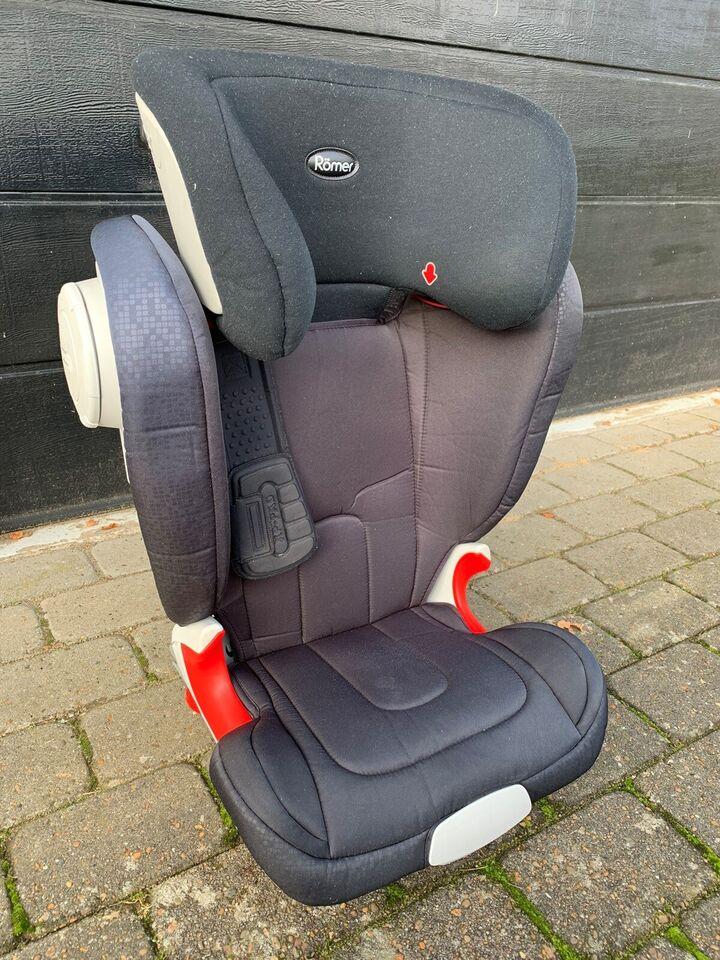 Autostol, op til 36 kg , Römer Kidfix XP SICT