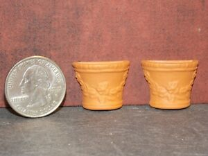 Dollhouse Miniature Wall Planter In Aged Weathered Look by Falcon Miniatures