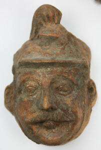 PRICE-REDUCED-Soldier-Mask-Mold-Mexico-c-1960