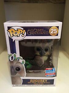 Fantastic Beasts The Crimes Of Grindelwald Augurey NYCC 2018 Funko POP!