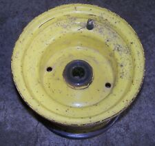 JOHN DEERE 420 430 GARDEN TRACTOR FRONT WHEEL /& TIRE 25MM BORE