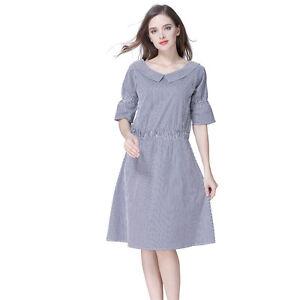 Summer Maternity Clothes Breastfeeding Dresses For Pregnant Women Nursing Dress Ebay