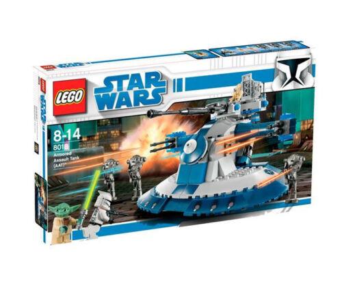 1 von 1 - LEGO StarWars Armoured Assault Tank AAT 8018 neu und OVP