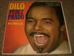 Dilo-Ugh-Perez-Prado-And-His-Orchestra-1958-Easy-Listening-Latin-Jazz-FAST-SHIP