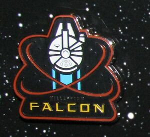 Disney-Pin-Star-Wars-The-Force-Awakens-FALCON-ONLY