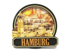 Hamburg-Magnet-Holz-Souvenir-Germany-Landungsbruecken-Hafen-Rathaus