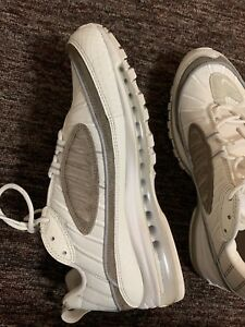separation shoes 0ec2d 7a260 Image is loading Nike-Air-Max-98-SE-SNAKESKIN-OFF-WHITE-