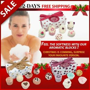 Bath-Bomb-Gift-Set-For-Her-Womens-Beauty-Hamper-Pamper-Pack-Chocolate