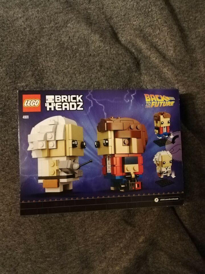 Lego Exclusives, 42611 brick headz